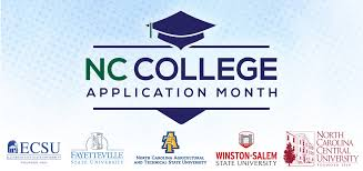 North Carolina Electronic System For Travel Authorization images North carolina celebrates access with college application month png