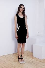 oxford black form fitting dress women casual and cocktail