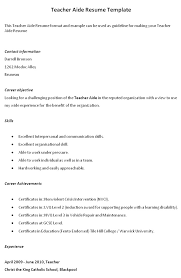 preschool assistant teacher resume preschool teacher assistant resume template examples