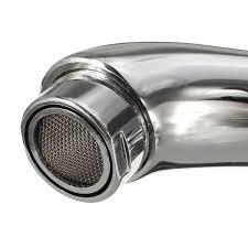 zinc alloy bathroom sink faucet kitchen single hole cold