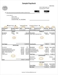 adp paycheck stub template virtren com how to do resu saneme