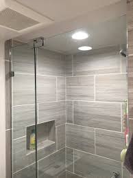 Small Shower Door Small Bathroom Frameless Shower Door Installation Wayne Nj