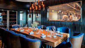 private dining room at vea