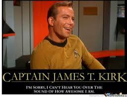 Kirk Meme - captain kirk by kimmm meme center