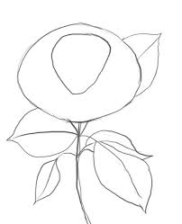 how to draw a rose drawing factory