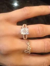 gold cushion cut engagement rings cushion cut gold engagement rings wedding promise diamond