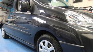 Wheelchair Accessible Vehicles For Sale Peugeot Expert Youtube