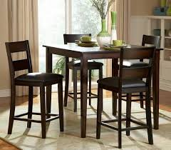 Dining Room Tables With Storage Dining Tables Inspiring Bar Height Dining Table Set Bar Height