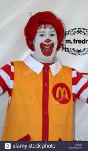 Ronald Mcdonald Halloween Costume Ronald Mcdonald Halloween Costume