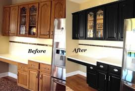 Refacing Cabinets Before And After Stylish Victorian Kitchen Cabinet Refacing Traditional Kitchen For