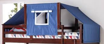 Bunk Bed With Tent Bed Tents