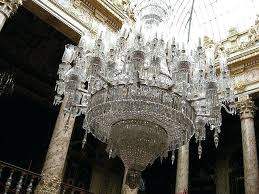 Largest Chandelier Chandelier And Palace Located In The District Of The