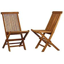 Outdoor Furniture Folding Chairs by Folding Chairs Outdoor Decor Vega Golden Teak Wood Chair Set Of 2