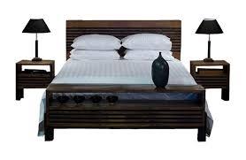 Manufacturers Of Bedroom Furniture Hospitality Mirai Bed 190x215x110cm Mattress 180 Bali