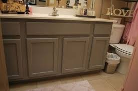 painted bathroom vanity ideas how to paint a bathroom vanity laptoptablets us
