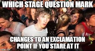 Bonnaroo Meme - which stage epiphany imgflip