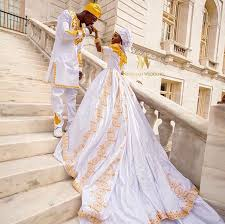 tenue africaine pour mariage tenue traditionnelle mariage africain accra weddin