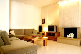 simple design living room home art interior