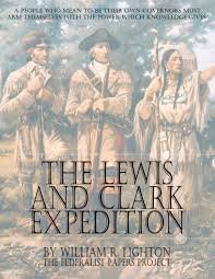 Lewis And Clark Expedition Map The Lewis And Clark Expedition