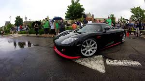 koenigsegg koenigsegg chicago cars leaving supercar saturday june 2016 koenigsegg ccxr u0026 super