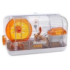 Hamster Cages Cheap Amazon Com Habitrail Cristal Hamster Habitat Pet Cages Pet