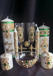 bougie hennã mariage fatima henna bougies