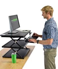 adjustable desks for standing and sitting excellent inspiration ideas sit stand desk converter to regarding