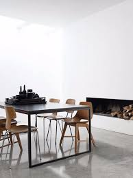 Minimalist Table by 25 Timeless Minimalist Dining Rooms With Modern Dining Tables
