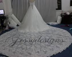 brautkleider mit langer schleppe luxus spitze brautkleid hochzeitskleid mit lange schleppe
