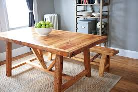 Teak Wood Dining Tables Reclaimed Wood Dining Table And Bench U2013 Wallmounted Co
