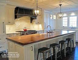 kitchen island counter wood island countertop photos of custom wood butcher block kitchen