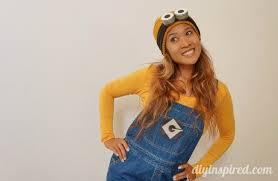 minion costumes last minute diy minion costume diy inspired