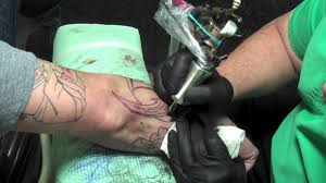 billy hill u0027s tattoo tv episode 54 how to do solid black tattoos
