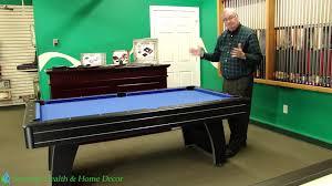fat cat 7ft tucson billiard table youtube