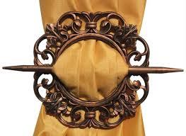 Umbra Curtain Holdbacks Best 25 Brown Curtain Holdbacks Ideas On Pinterest Brown