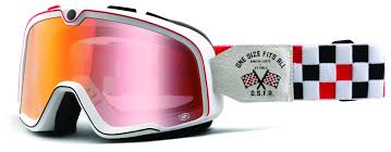 best motocross goggles review 100 barstow osfa goggles revzilla