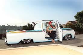 our of the month miss marisol with a sweet u002765 ford f100