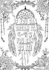 coloring page quotes coloring pages for adult joona info
