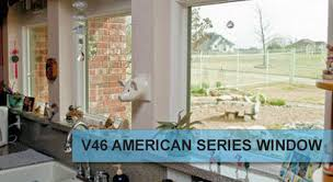 American Home Design Replacement Windows V46 American Series Replacement Window Fort Worth Picture