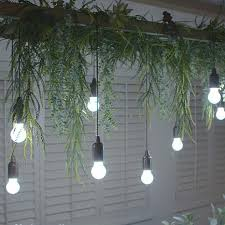 improvements 6 pack indoor outdoor led pendant pull lights with