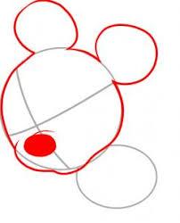 draw draw baby mickey hellokids