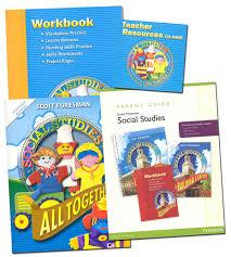 scott foresman social studies homeschool bundle grade 1 053022