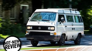 vw minivan why the volkswagen vanagon westfalia lives up to the hype