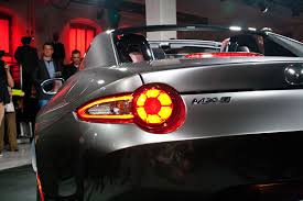 mazda mx 5 miata hardtop convertible revealed