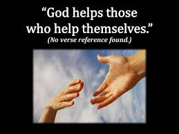 Essay writing on god helps those who help themselves   Nursing       f cc      e   e d   de a   ea  jpg