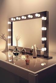 light up makeup table mirrors broadway mirror vanity light up makeup vanity hollywood