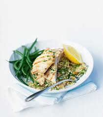 light and tasty magazine subscription griddled chicken with barley couscous recipe delicious magazine