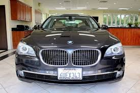 bmw 7 series 2012 used 2012 bmw in los angeles bmw 7 series 740li for sale in los