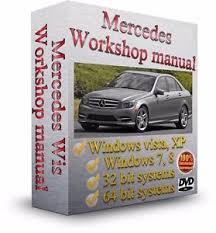 mercedes repair manuals mercedes all models 1986 2017 factory service repair manual