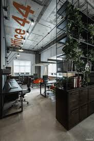 industrial interior with an industrial interior design touch